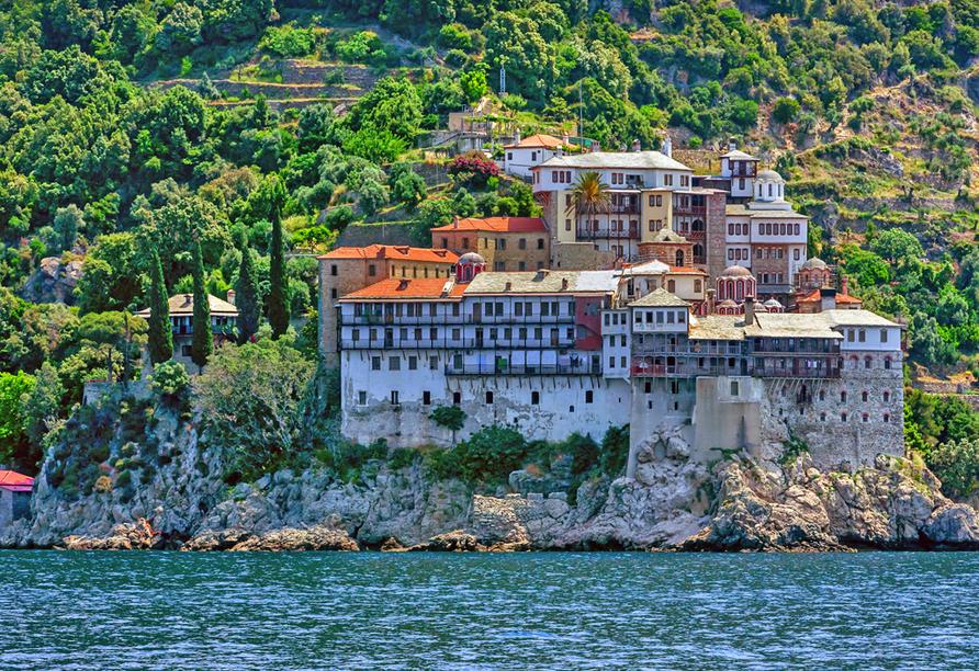 Entdeckerreise Chalkidiki, Berg Athos