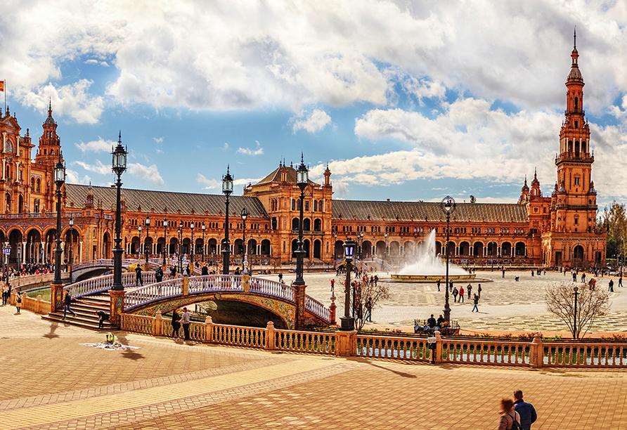 Hotel Monarque Fuengirola Park in Andalusien, Sevilla