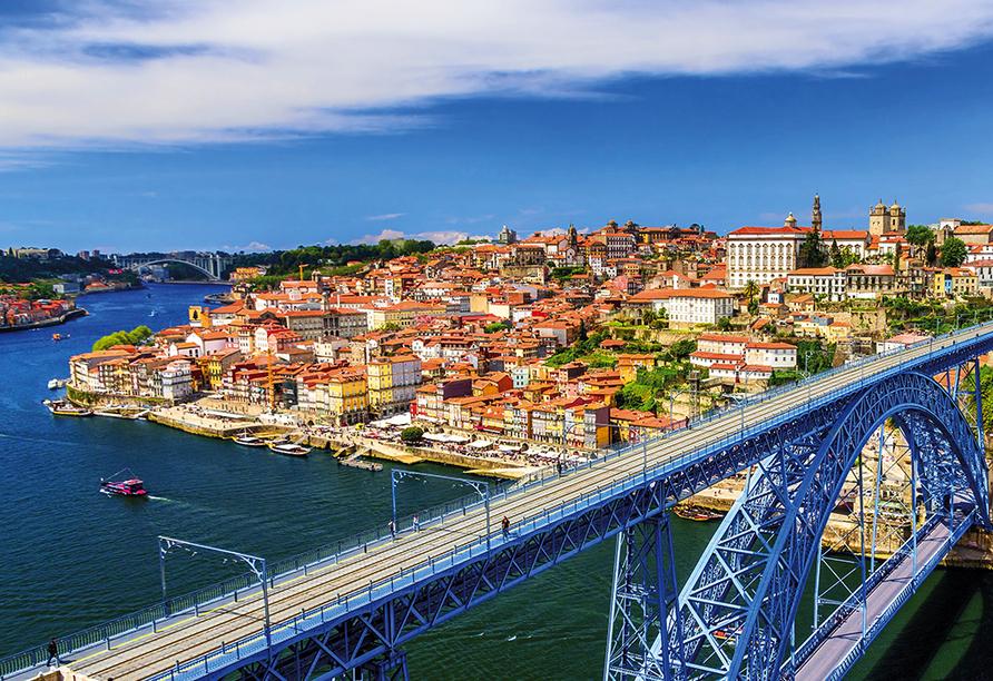 MS Douro Cruiser, Porto