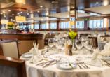 MS Douro Cruiser, Restaurant