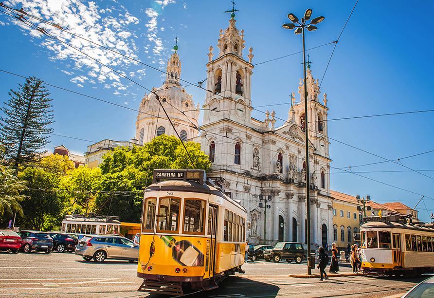 MS Douro Cruiser, Lissabon