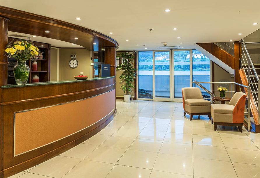 MS Douro Cruiser, Foyer