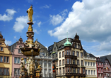 Hotel Deutscher Hof in Trier, Stadtzentrum