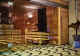 Diune Resort Kolberg, Sauna