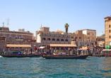 Entdeckerreise Dubai und Abu Dhabi, Dubai Creek