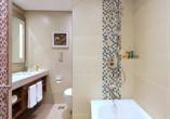 Entdeckerreise Dubai und Abu Dhabi, Beispiel Badezimmer