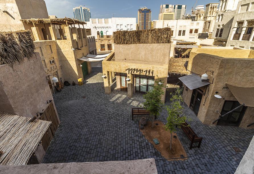 Entdeckerreise Dubai und Abu Dhabi, Traditionelles Dubai