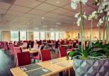 Hollands Tulpenblüte erleben, Restaurant Hotel
