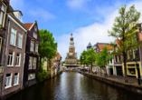 Hollands Tulpenblüte erleben, Amsterdam