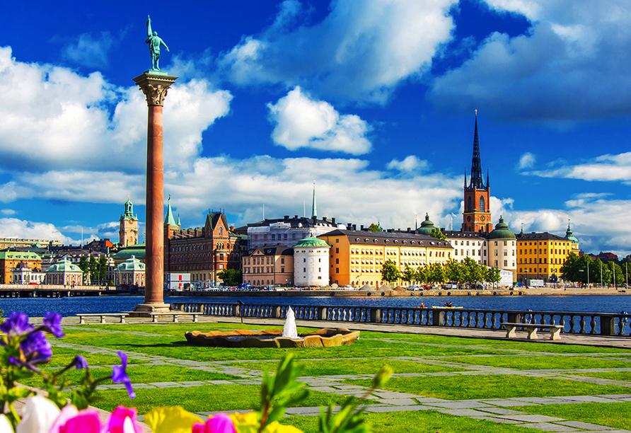 Costa Fascinosa, Stockholm