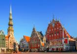 Costa Fascinosa, Riga