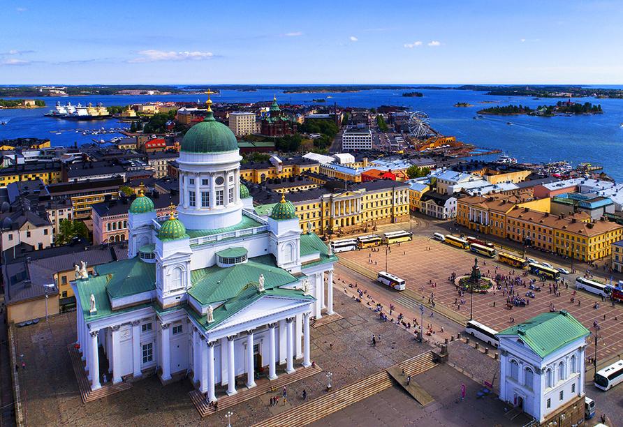 Costa Fascinosa, Helsinki