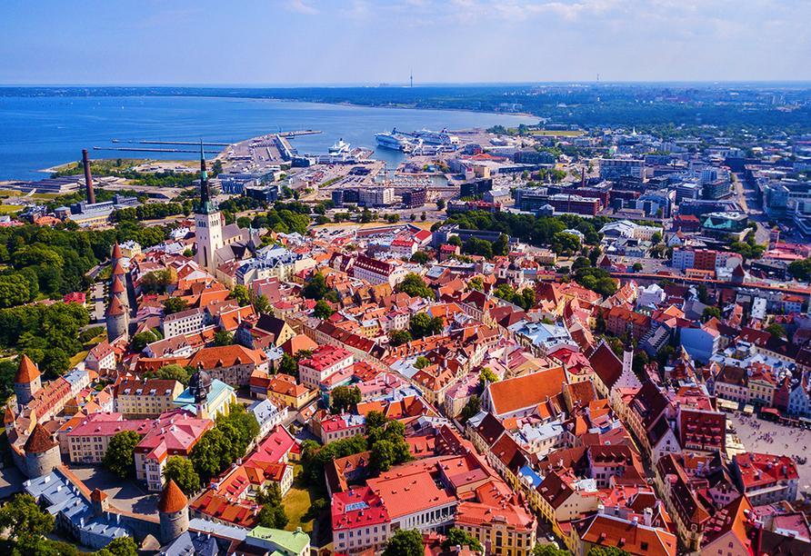 Costa Favolosa, Tallinn