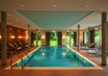 Romantik Hotel Kieler Kaufmann, Pool