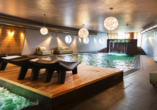 Linta Hotel Wellness & Spa in Asiago Trentino-Südtirol, Wellnessbereich