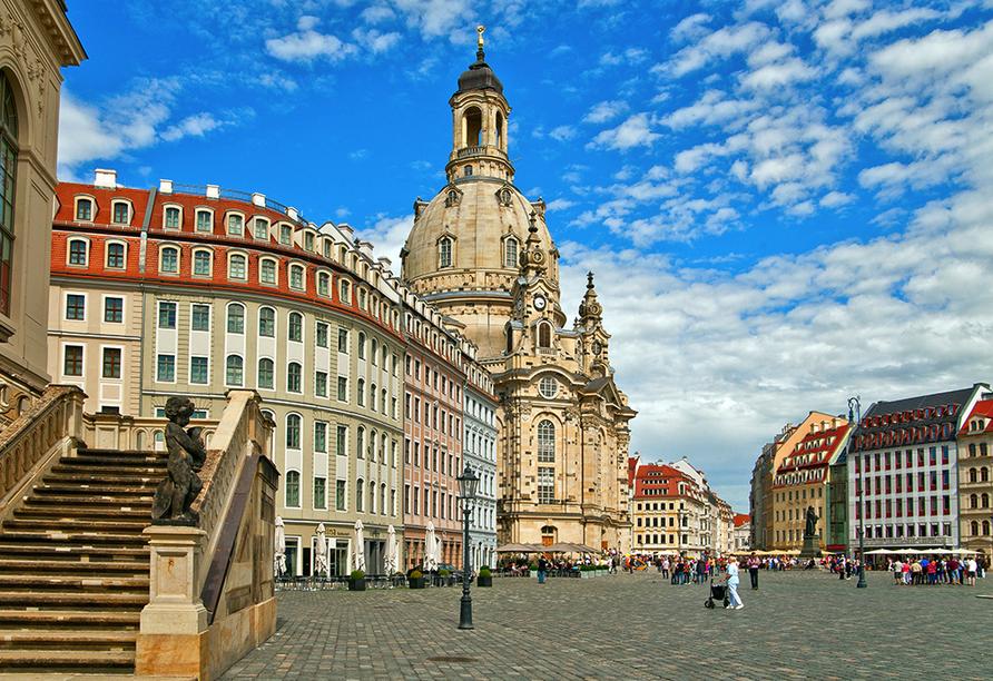 Wyndham Garden Dresden, Neumarkt