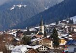First Mountain Hotel Montafon in Vorarlberg Österreich, Gaschurn