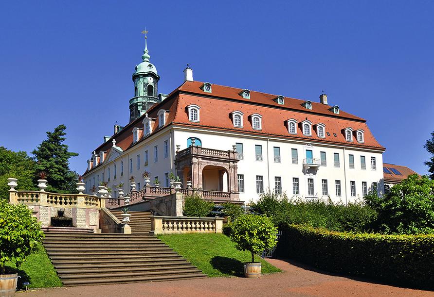 Best Western AHORN Hotel Oberwiesenthal, Schloss und Park Lichtenwalde