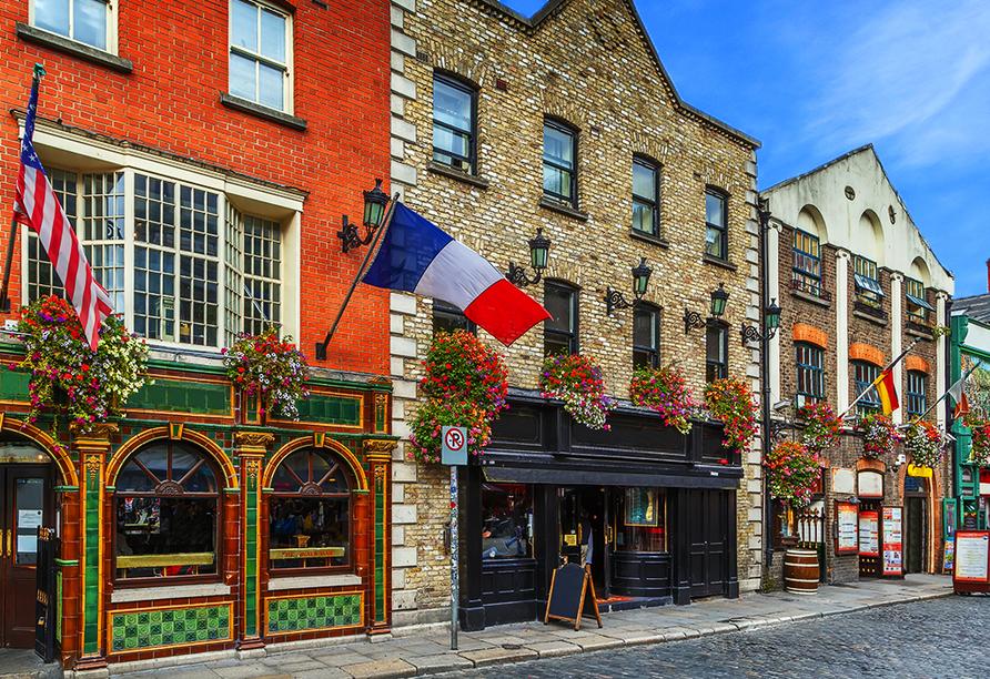 MSC Preziosa, Dublin