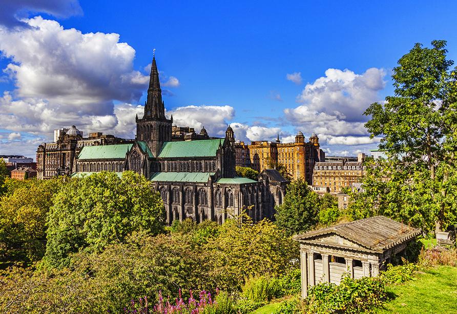 MSC Preziosa, Glasgow