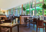 Ostseehotel Villen im Park in Bansin, Restaurant