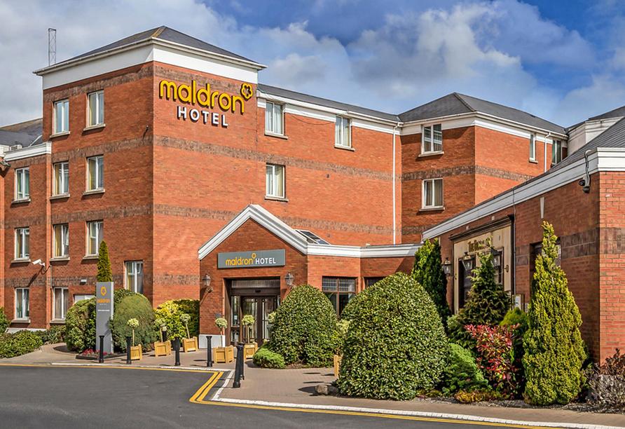 Rundreise Nordirland, Beispielhotel Maldron Hotel
