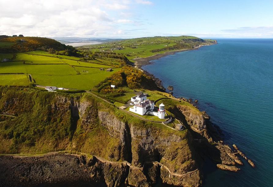 Rundreise Nordirland, Leuchtturm