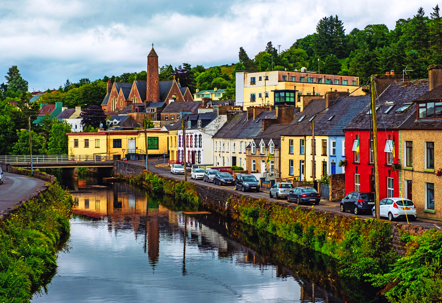Rundreise Nordirland, Donegal