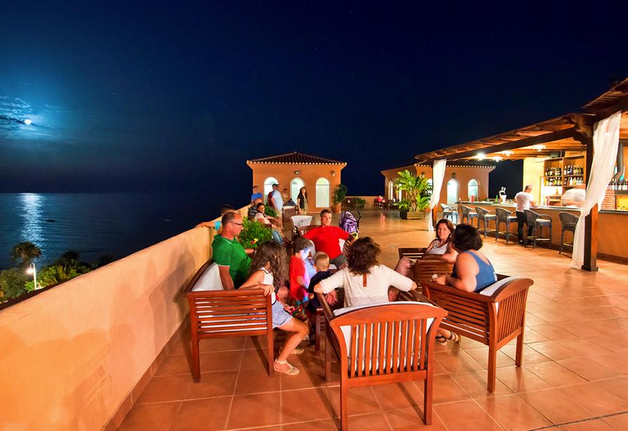 Hotel Bahia Tropical in Almuñécar, Costa Tropical, Bar