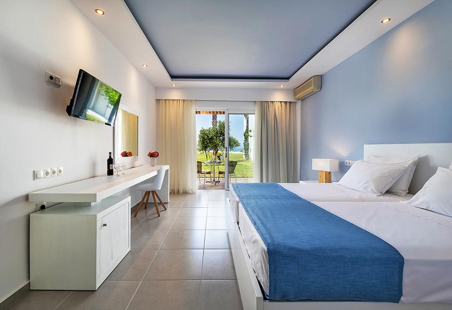 Hotel Gaia Royal in Mastichari, Beispiel eines Doppelzimmer Superiors