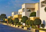 Hotel Gaia Royal in Mastichari, Außenansicht