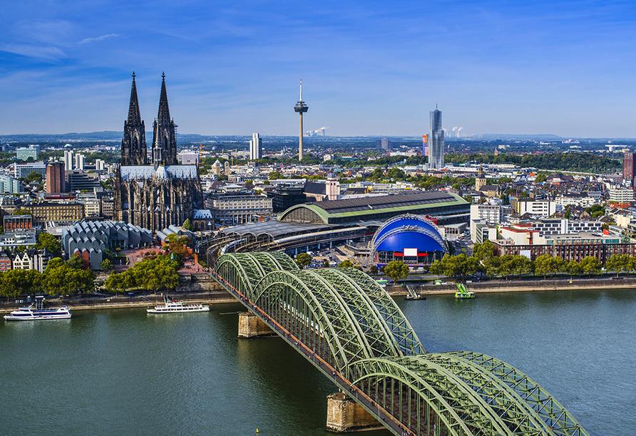 A-ROSA, Köln