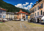 Hotel Dell`Angelo in Locarno, Piazza Grande