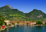 Rundreise Gardasee & Trasimeno See, Riva del Garda