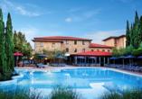 Hotel Villa Paradiso in Passignano sul Trasimeno, Außenpool