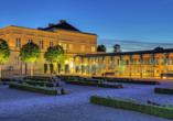Hotel Crowne Plaza Hannover Schweizerhof, Herrenhäuser Gärten