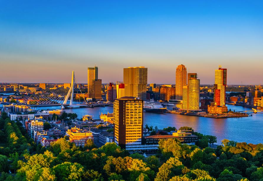 MS Amera, Rotterdam