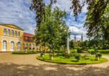 The Royal Inn Park Hotel Fasanerie, Schloss Neustrelitz