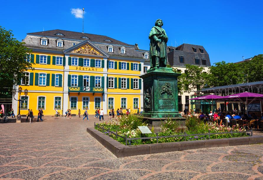 MS Normandie, Bonn