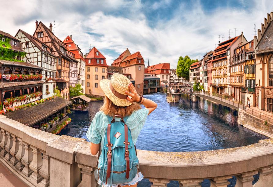 MS Anna Katharina, Straßburg im Elsass