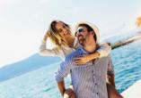 Genießen Sie Ihren Urlaub an den schönsten Sränden Griechenlands!
