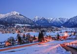 Alpenhotel Oberstdorf, Winterlandschaft