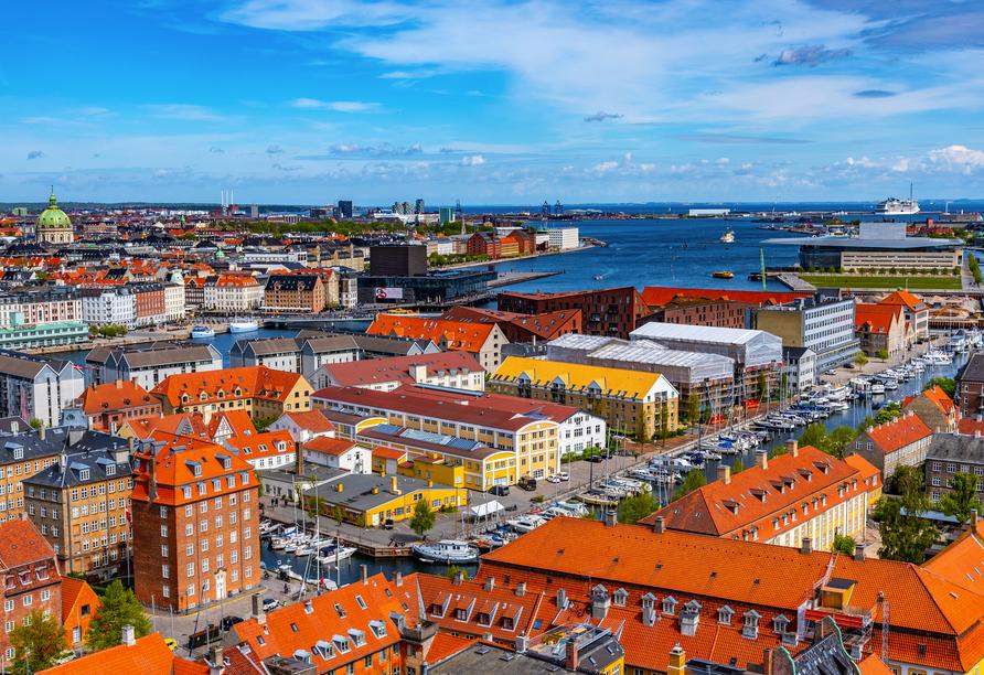 Costa Diadema, Kopenhagen