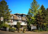 Hotel Tannenhof in Haiger, Außenansicht