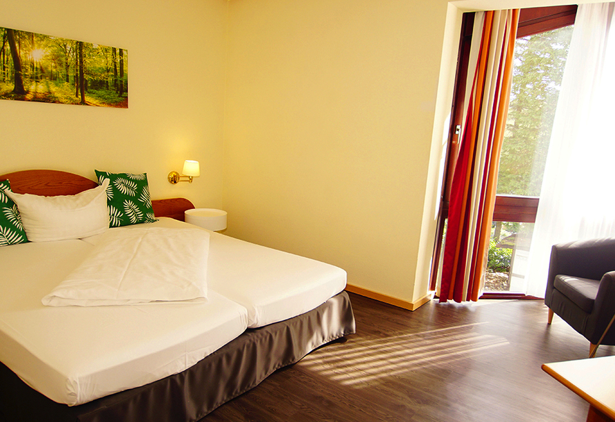 Hotel Tannenhof in Haiger, Zimmerbeispiel Klassik