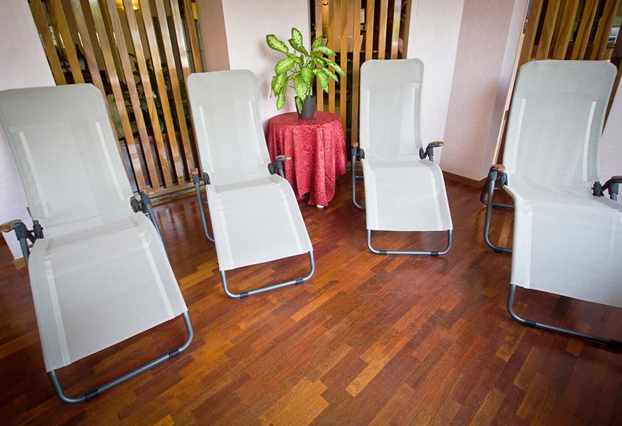 Hotel Internazionale in Torri del Benaco am Gardasee Wellnessbereich