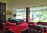 Carea Residenz Hotel Harzhöhe in Goslar-Hahnenklee, Billard