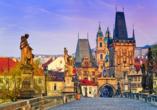 MS Florentina, Karlsbrücke Prag
