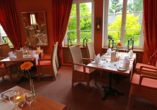 Thermenhotel Viktoria in Bad Griesbach, Restaurant
