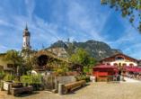 Wanderreise Starnberger See und Garmisch, Garmisch-Partenkirchen